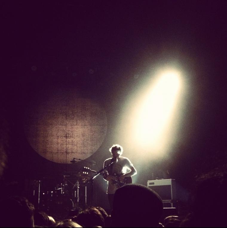 Ben Howard concert