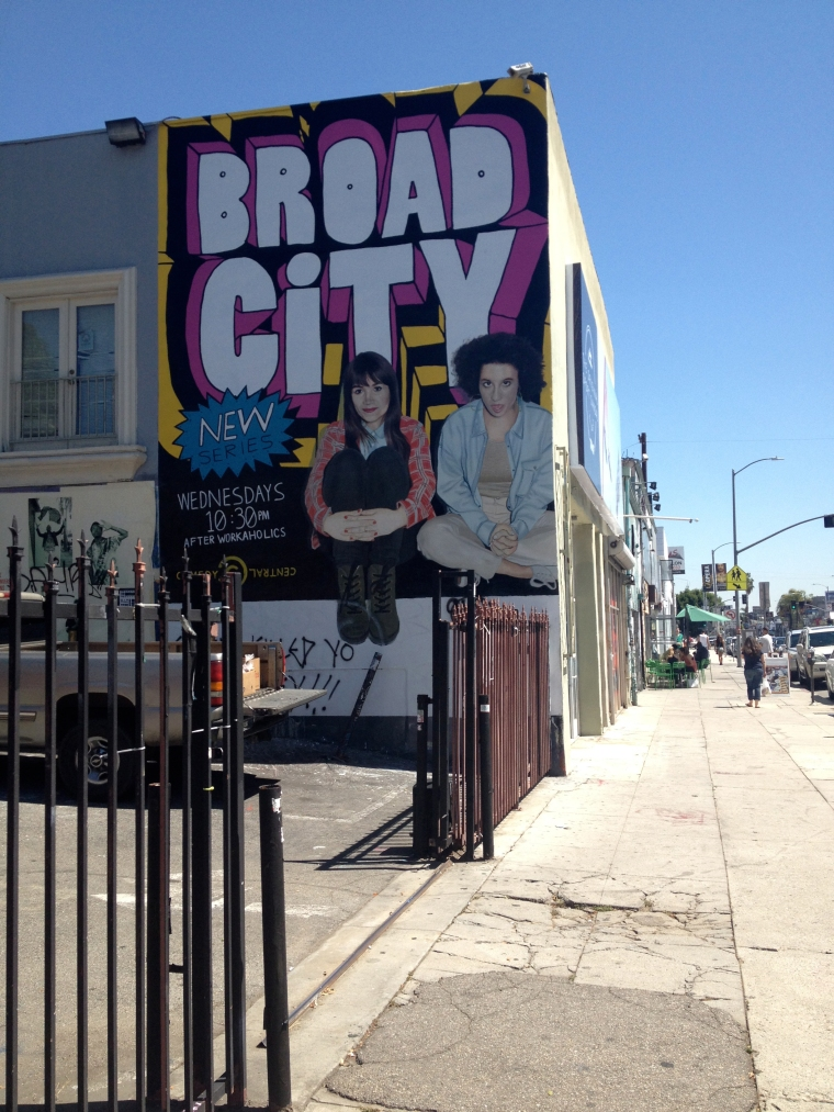 Broad City Wall Art